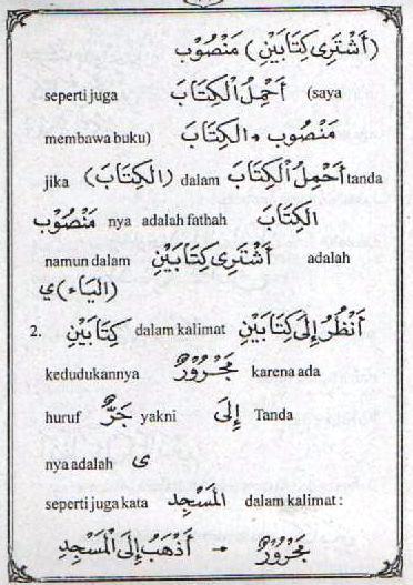 f22 Bahasa Arab 'Adada (Hitungan)