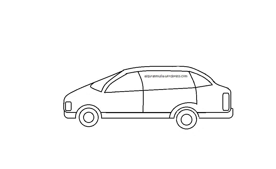 Gambar kartun mobil untuk anak – Daunbuah.com