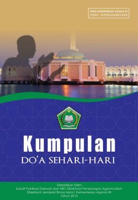 Kumpulan doa sehari-hari tulisan arab dan bahasa indonesia
