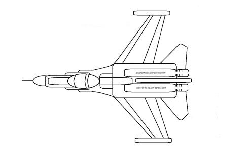 Mewarnai gambar pesawat tempur2 anak muslim