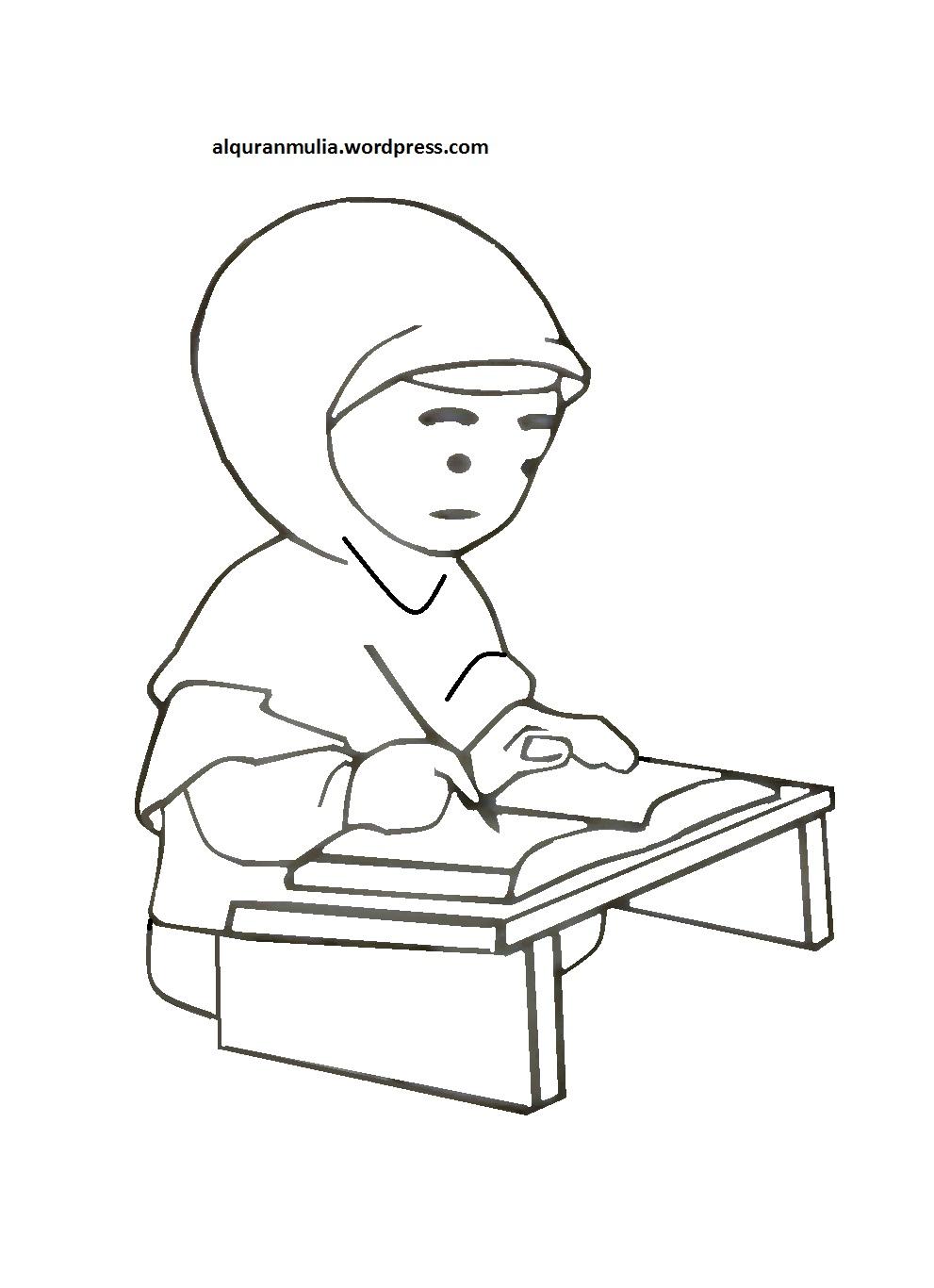 100 [ Gambar Kartun Belajar Komputer ]