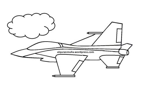 Gambar Kartun Alqur Anmulia Laman 23