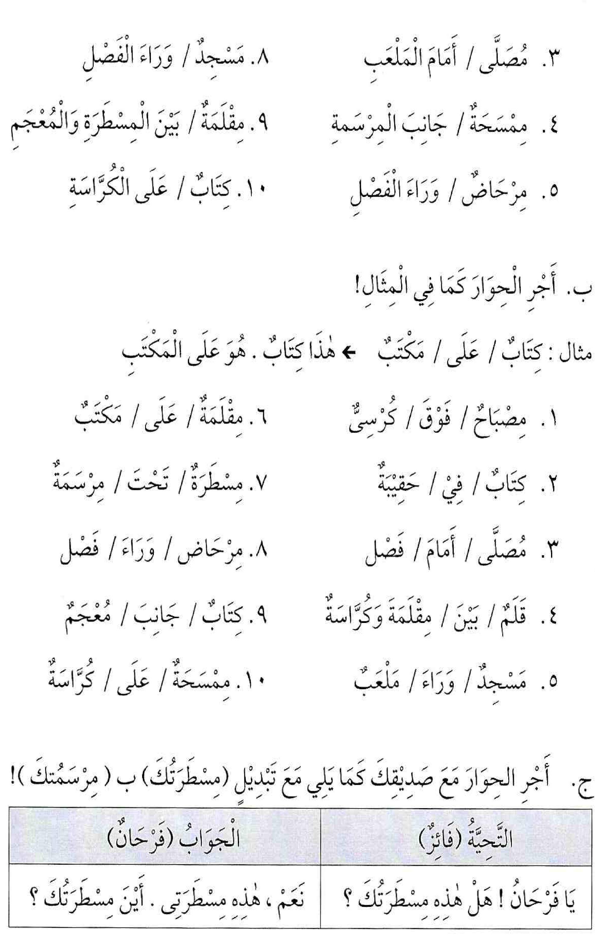 Bahasa Arab Alqur Anmulia Laman 12