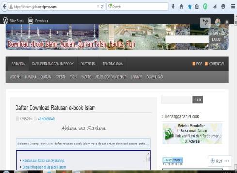download materi islam