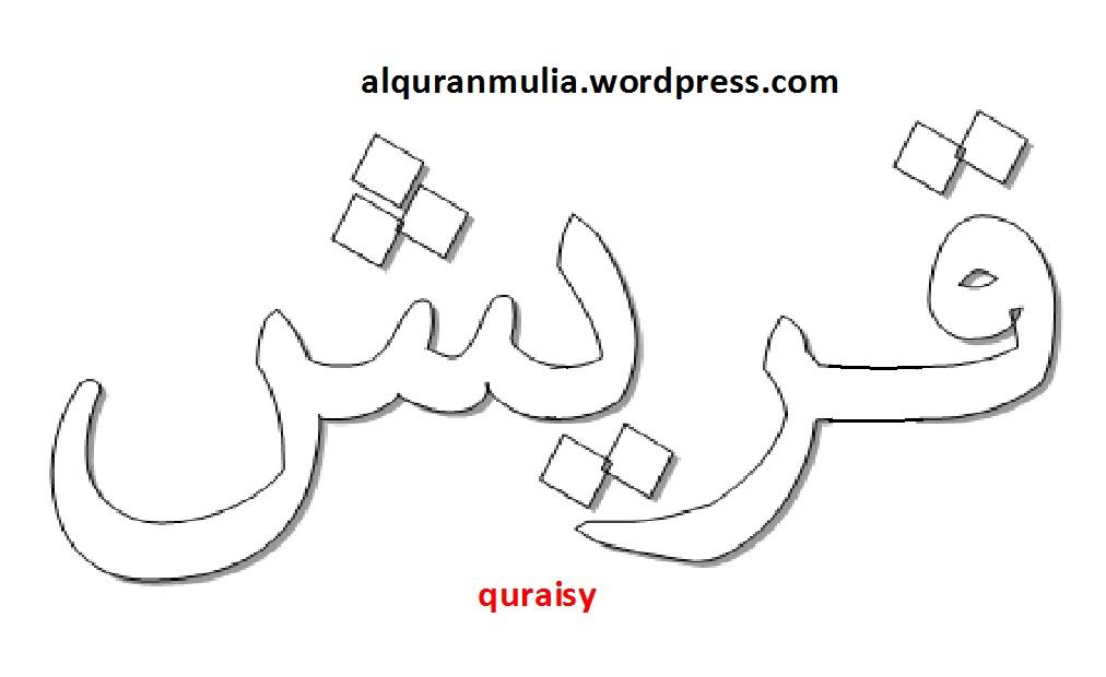 Quraisy Alquranmulia
