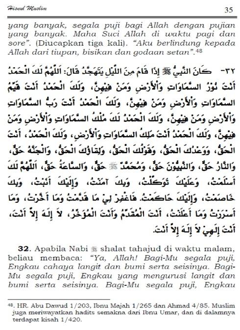 doa istiftah 4