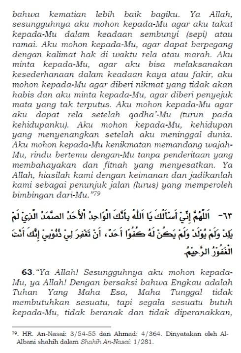 doa setelah tasyahud akhir sebelum salam 4