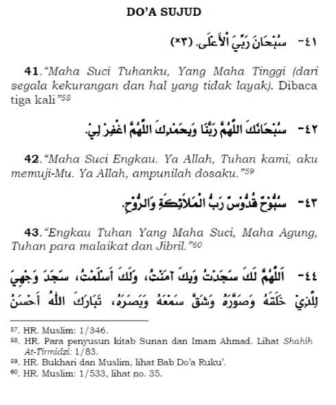 doa sujud 1
