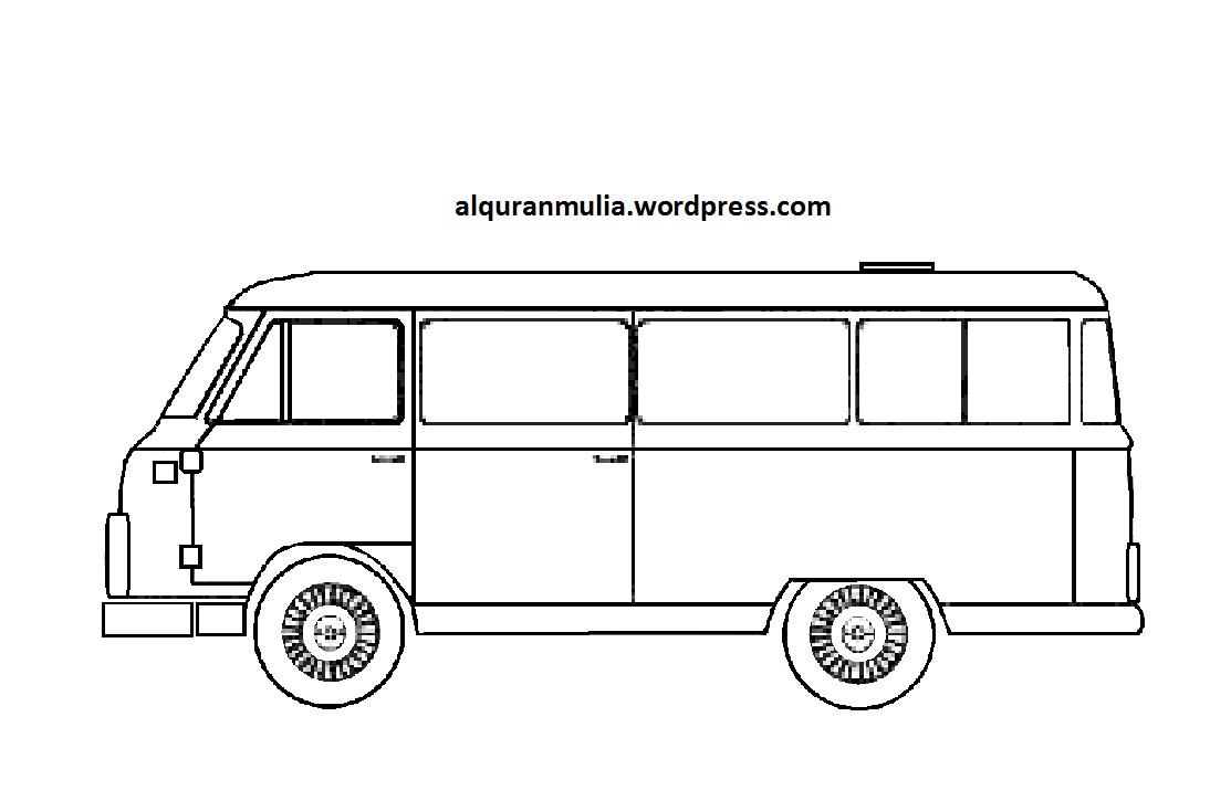 510 Koleksi Gambar Mobil Kartun Untuk Mewarnai Gratis
