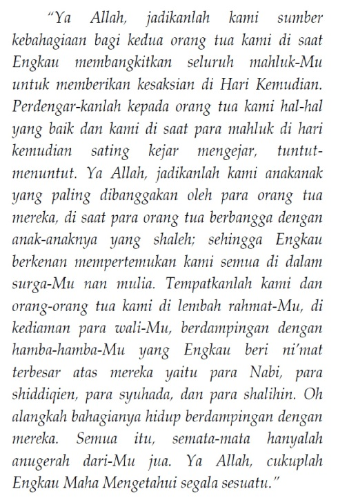 doa biirul waalidaini 16