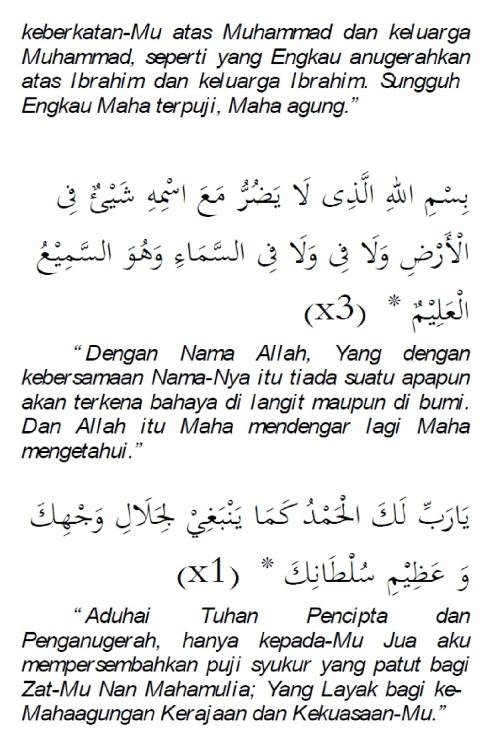 doa selamat dari marabahaya 4